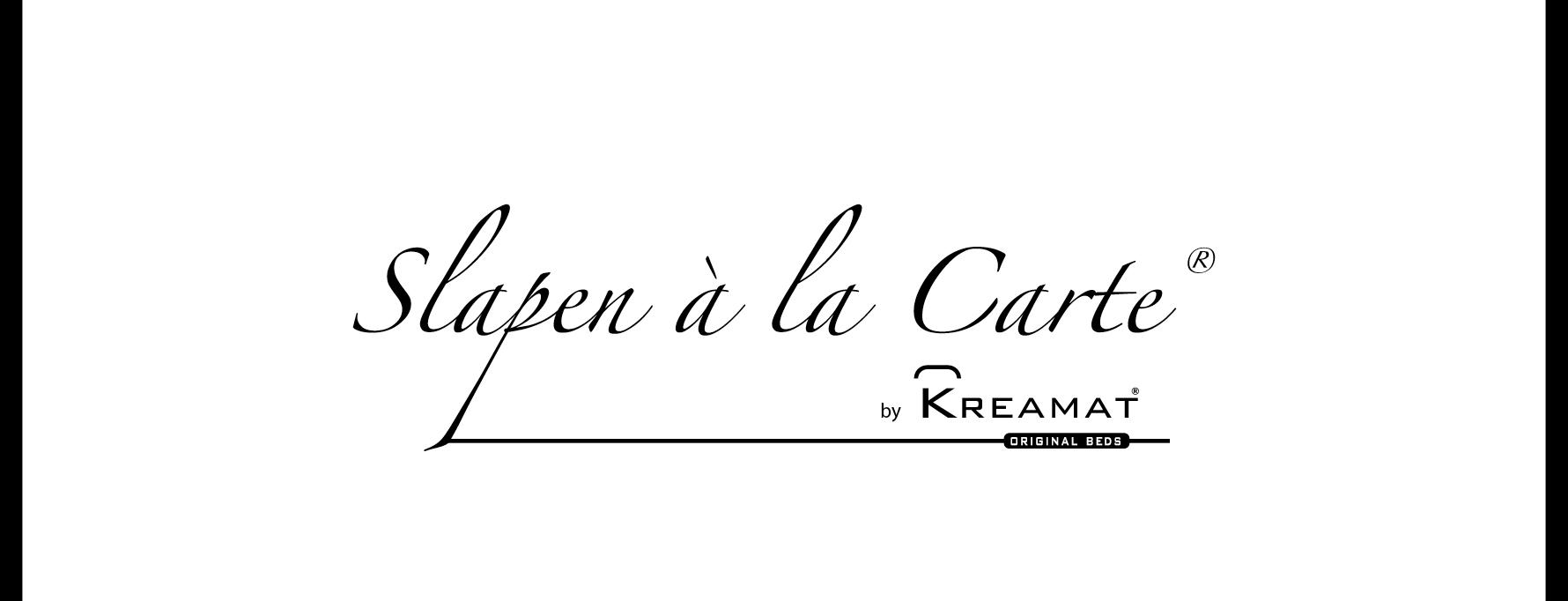Slapen à la Carte by Kreamat